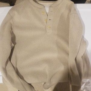 Abercrombie and Fitch fleece pullover